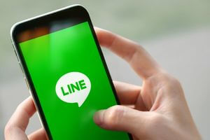 LINE-eye