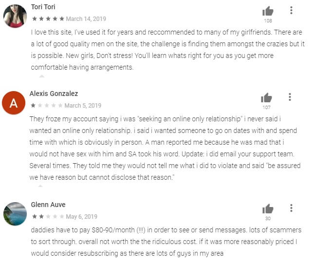 reviews-seeking