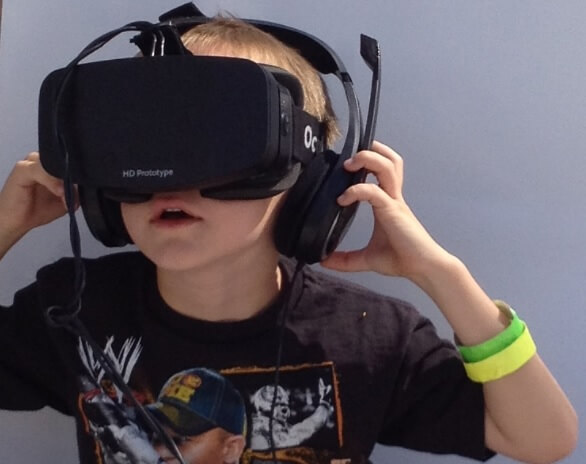 Beta-Oculus-Rift