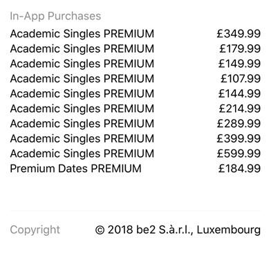 academic-single-price