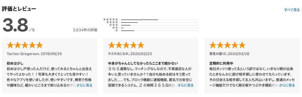 Jメール評価