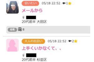 ハッピーメールの東京会員にはどんな特徴がある?口コミから分析
