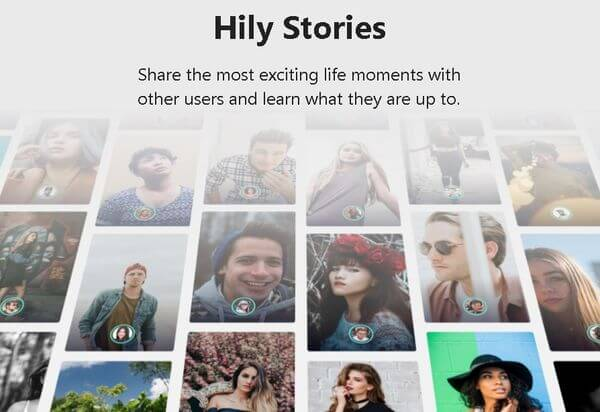 hily-stories