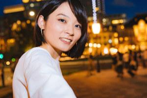 大阪でワクワクメールを使うと素人女性に出会える?そのコツは?