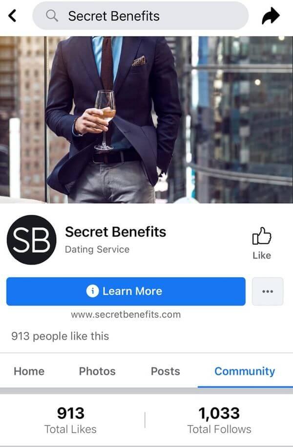 secret-benefit-review-facebook