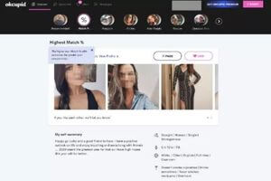 OkCupid Scammer Review