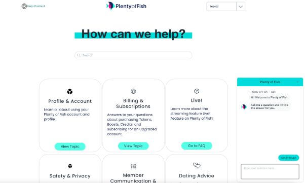 Plenty-of-Fish-Customer-Support-Review 5